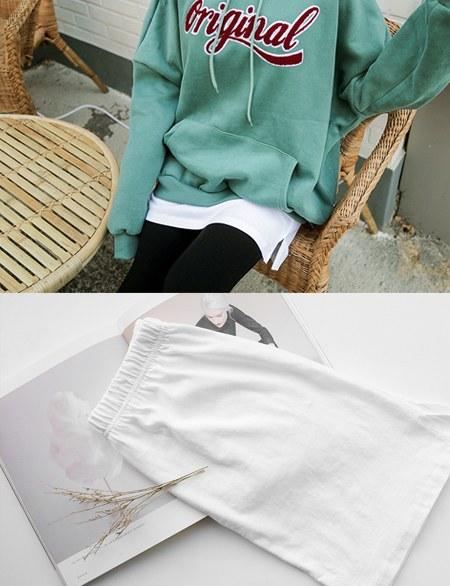 ガラスビアンキレイヤードティーシャツ90390